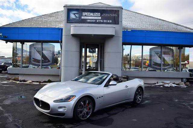 Maserati Gran Turismo 2011 $41786.00 incacar.com