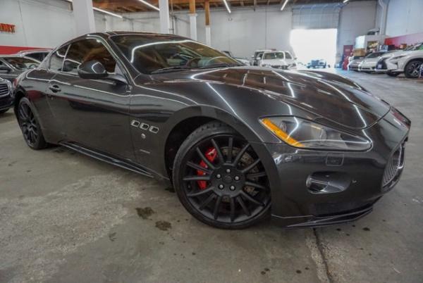Maserati Gran Turismo 2011 $46000.00 incacar.com