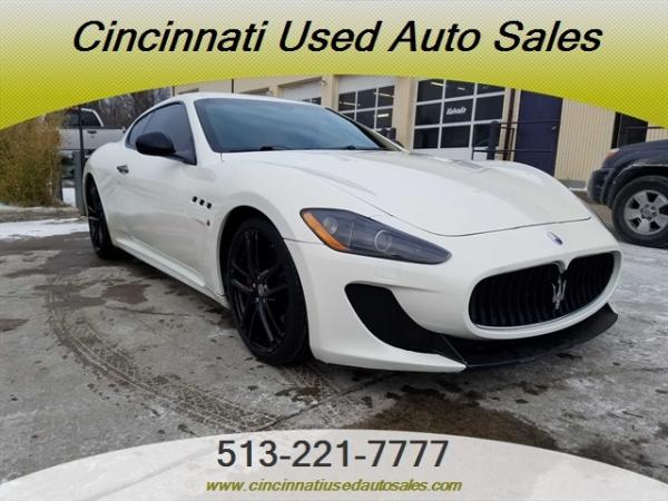 Maserati Gran Turismo 2011 $42995.00 incacar.com