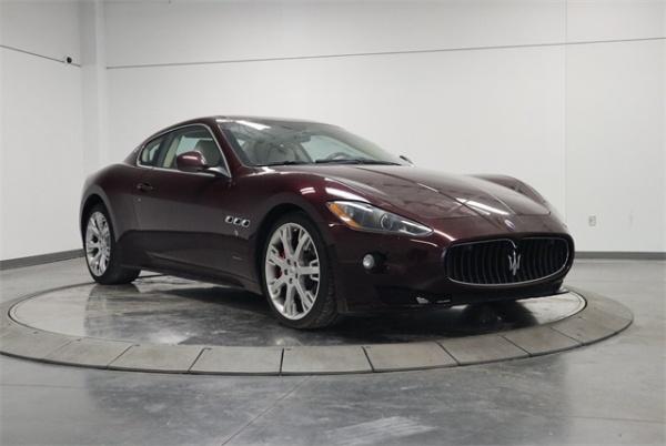 Maserati Gran Turismo 2011 $41987.00 incacar.com