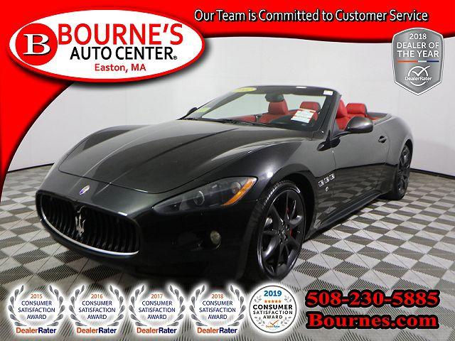 used Maserati Gran Turismo 2012 vin: ZAM45MMA3C0061761