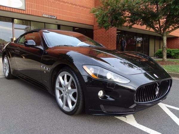 Maserati Gran Turismo 2012 $52999.00 incacar.com