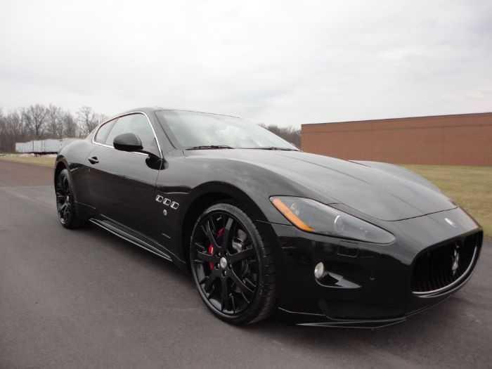 Maserati Gran Turismo 2012 $67977.00 incacar.com