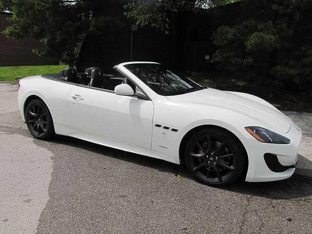 Maserati Gran Turismo 2014 $54800.00 incacar.com
