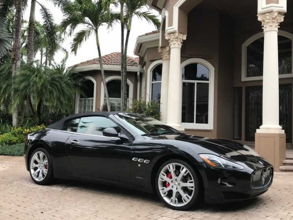 Maserati Gran Turismo 2014 $61998.00 incacar.com