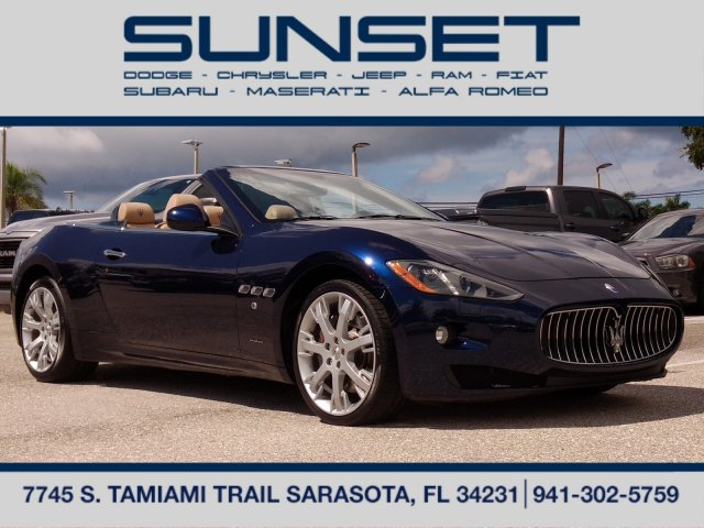 Maserati Gran Turismo 2014 $48988.00 incacar.com