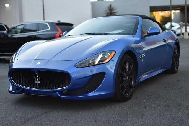 Maserati Gran Turismo 2015 $79991.00 incacar.com