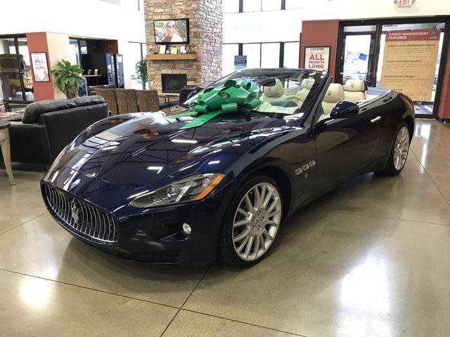 Maserati Gran Turismo 2015 $74900.00 incacar.com