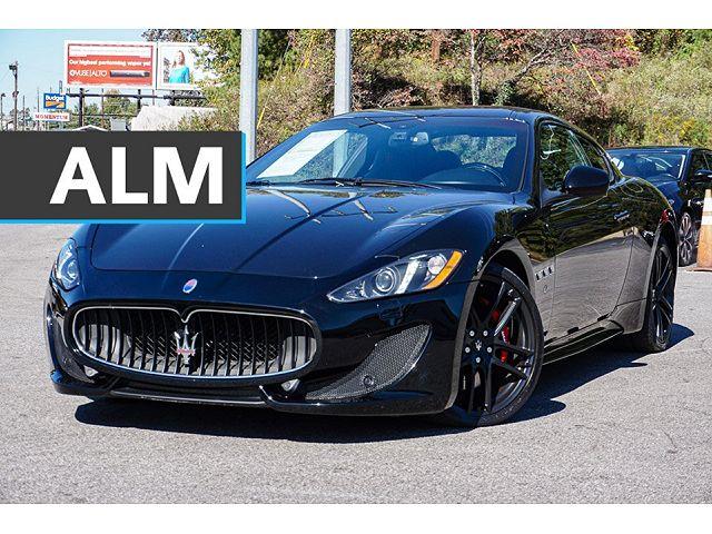 used Maserati Gran Turismo 2015 vin: ZAM45VLA2F0128409