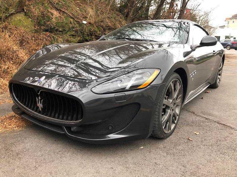 Maserati Gran Turismo 2016 $89995.00 incacar.com