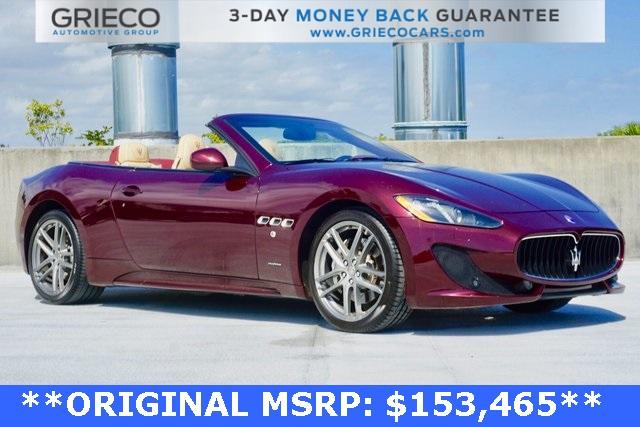 Maserati Gran Turismo 2016 $66842.00 incacar.com