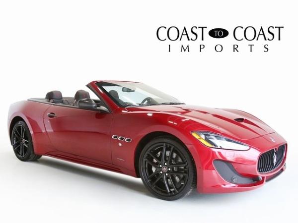 Maserati Gran Turismo 2017 $101990.00 incacar.com