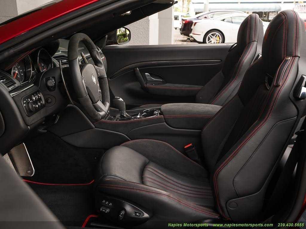 Maserati Gran Turismo 2017 $114995.00 incacar.com