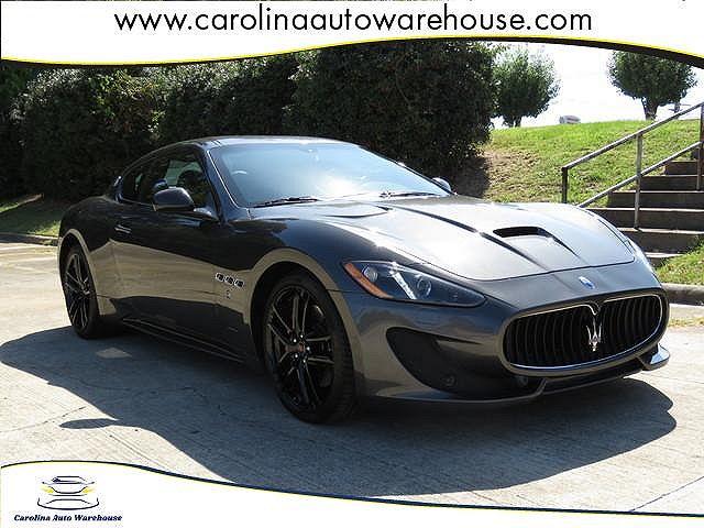 used Maserati Gran Turismo 2017 vin: ZAM45VLA6H0227107
