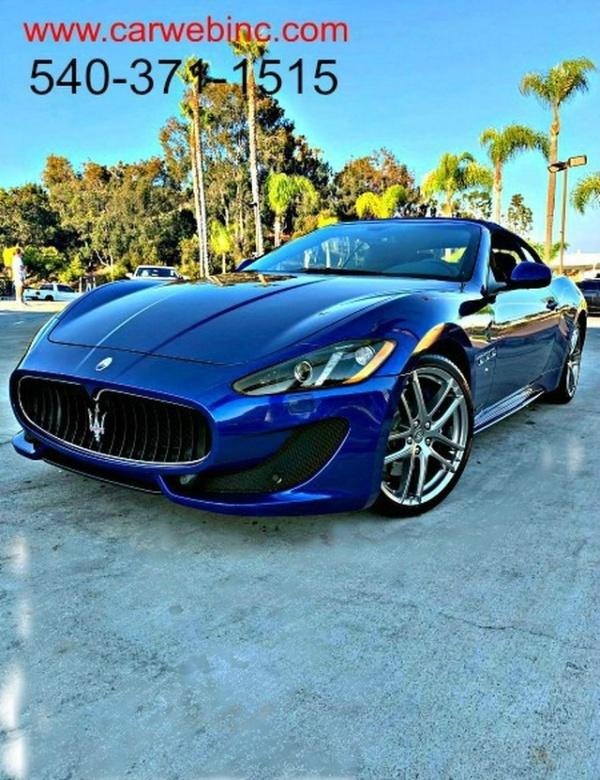 Maserati Gran Turismo 2017 $112997.00 incacar.com