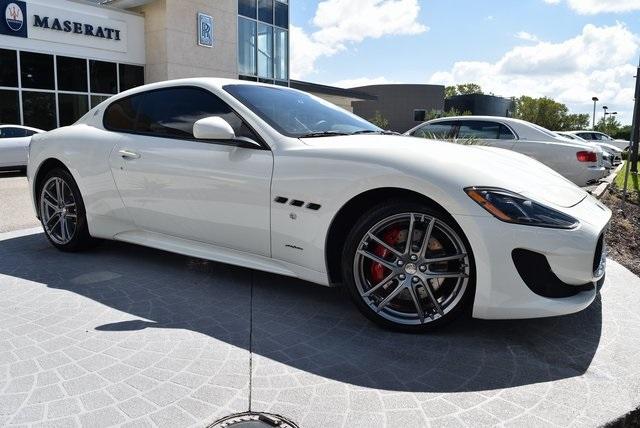 Maserati Gran Turismo 2017 $88590.00 incacar.com