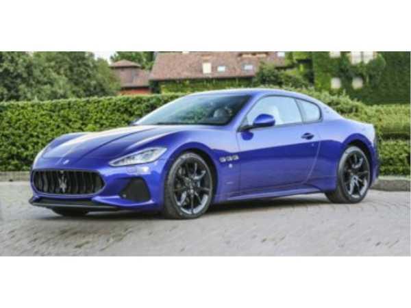 Maserati Gran Turismo 2018 $135794.00 incacar.com