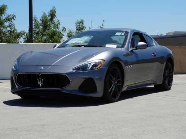 Maserati Gran Turismo 2018 $134493.00 incacar.com