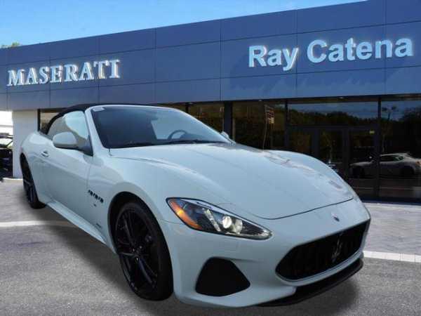 Maserati Gran Turismo 2018 $158120.00 incacar.com