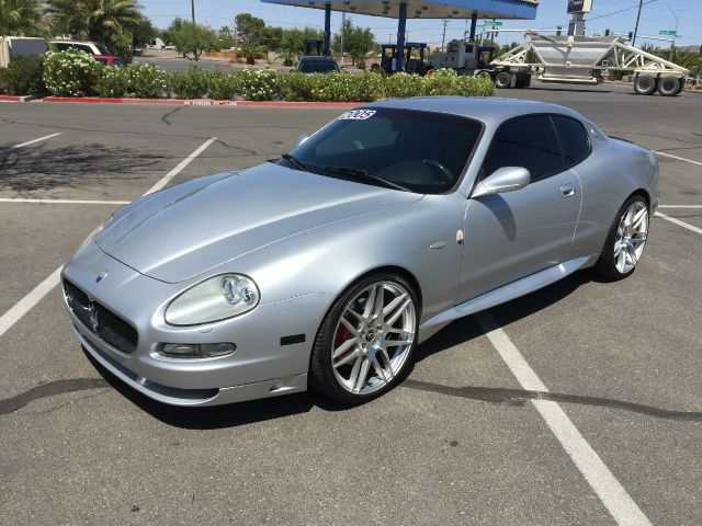 Maserati GranSport 2005 $37995.00 incacar.com