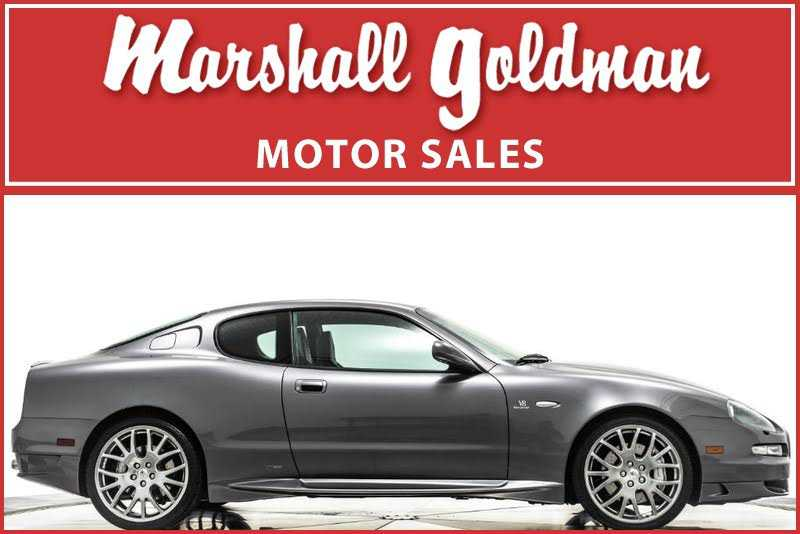 Maserati GranSport 2006 $39900.00 incacar.com