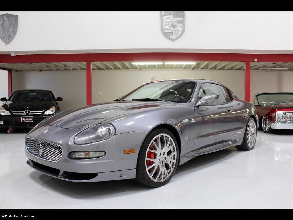 Maserati GranSport 2006 $23999.00 incacar.com