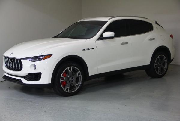 Maserati Levante 2017 $76770.00 incacar.com