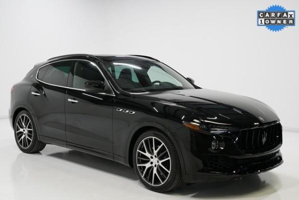 Maserati Levante 2017 $74055.00 incacar.com