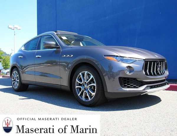 Maserati Levante 2017 $70225.00 incacar.com