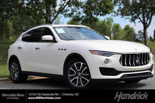 Maserati Levante 2017 $56350.00 incacar.com