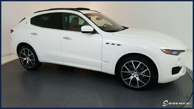 Maserati Levante 2018 $80030.00 incacar.com