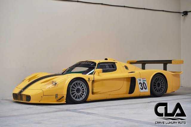 Maserati MC12 2005 $2950000.00 incacar.com