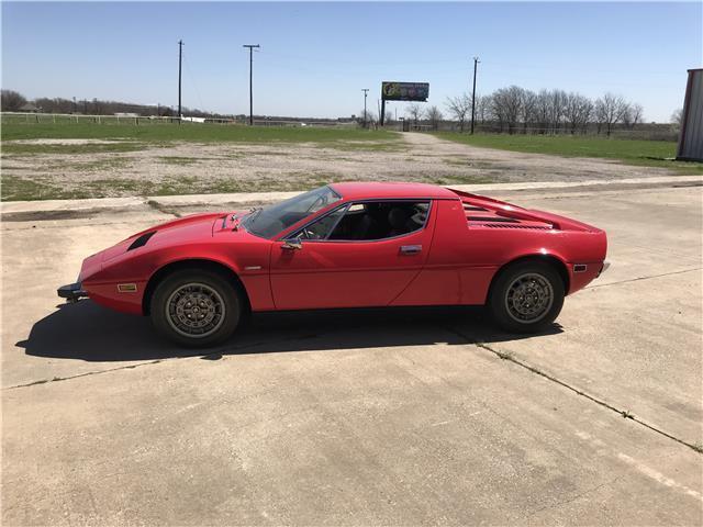 Maserati Merak 1974 $53500.00 incacar.com