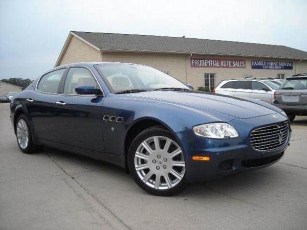 Maserati Quattroporte 2005 $31850.00 incacar.com