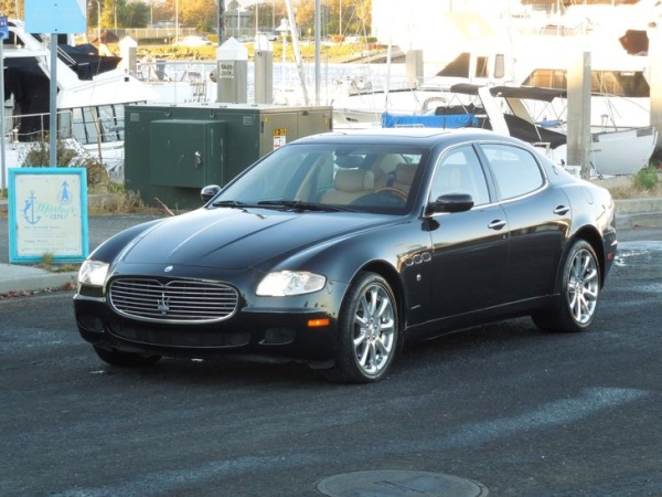 Maserati Quattroporte 2006 $23988.00 incacar.com