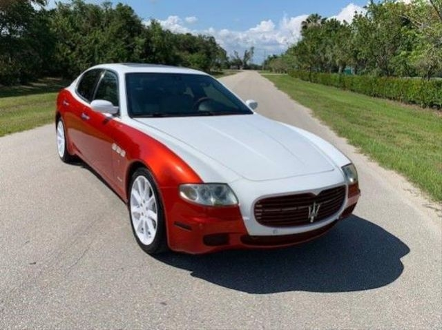Maserati Quattroporte 2006 $14990.00 incacar.com