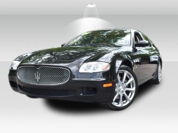 Maserati Quattroporte 2006 $13990.00 incacar.com