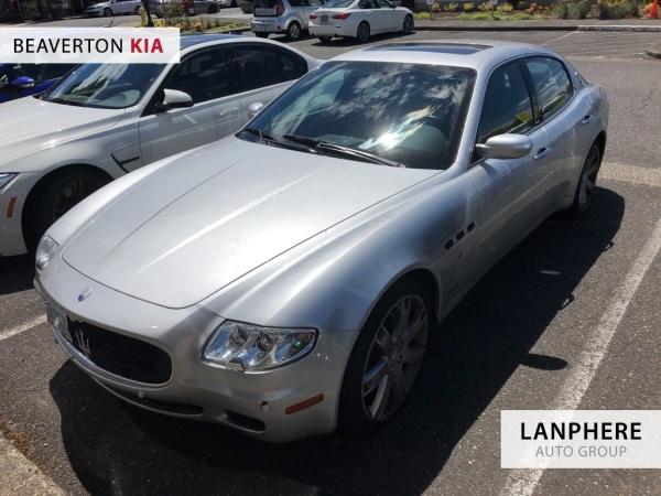 Maserati Quattroporte 2007 $22992.00 incacar.com