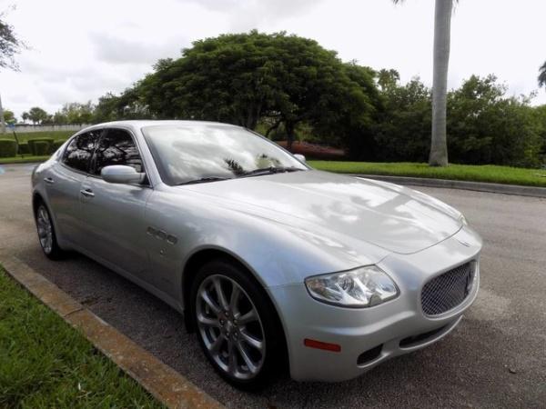 Maserati Quattroporte 2008 $15250.00 incacar.com