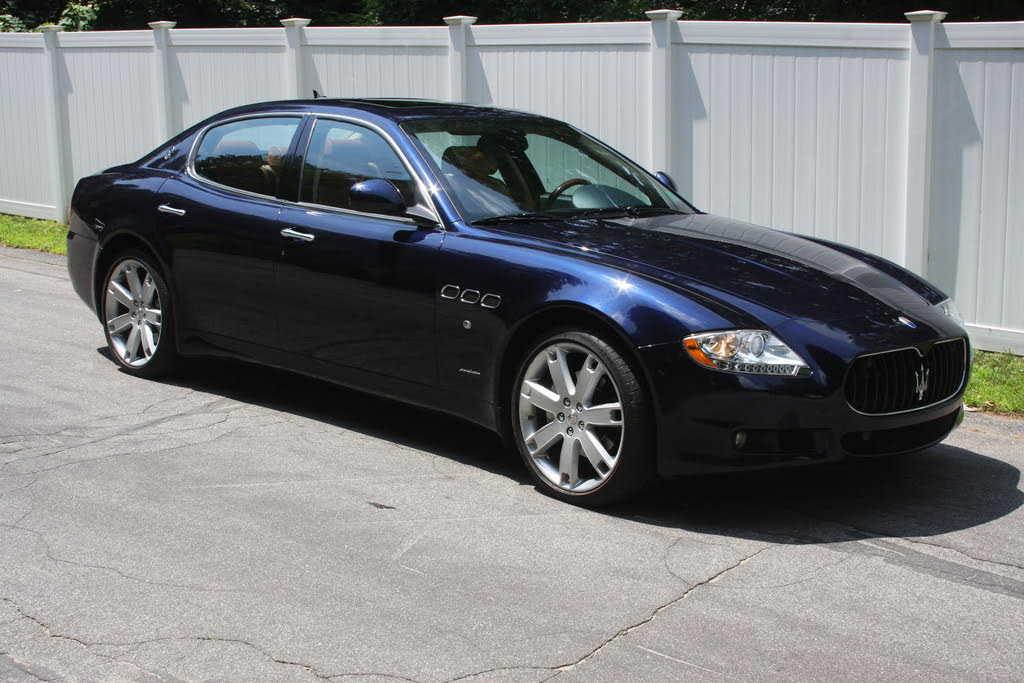Maserati Quattroporte 2010 $21988.00 incacar.com