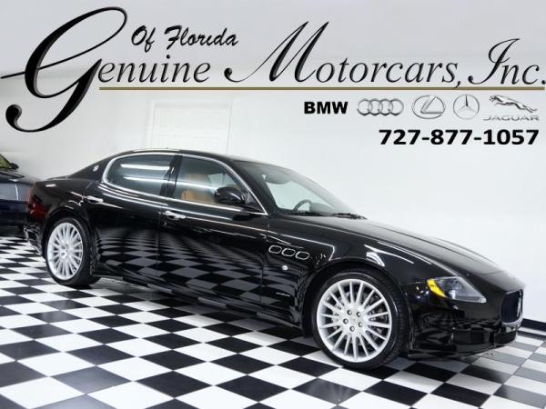 Maserati Quattroporte 2011 $39997.00 incacar.com