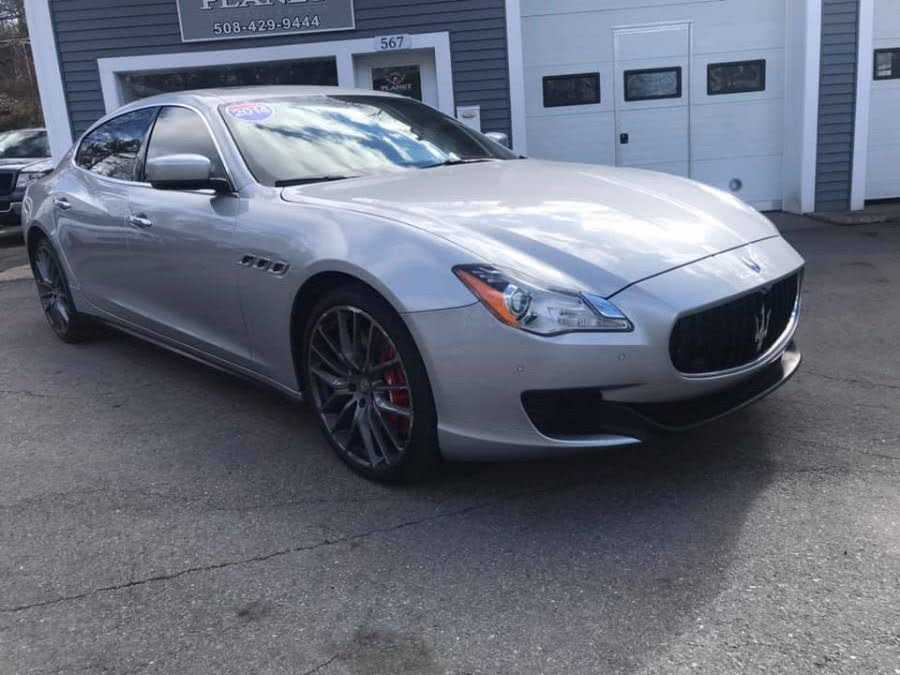 Maserati Quattroporte 2014 $37495.00 incacar.com