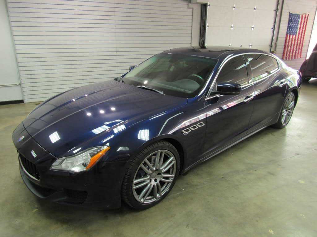 Maserati Quattroporte 2014 $35900.00 incacar.com