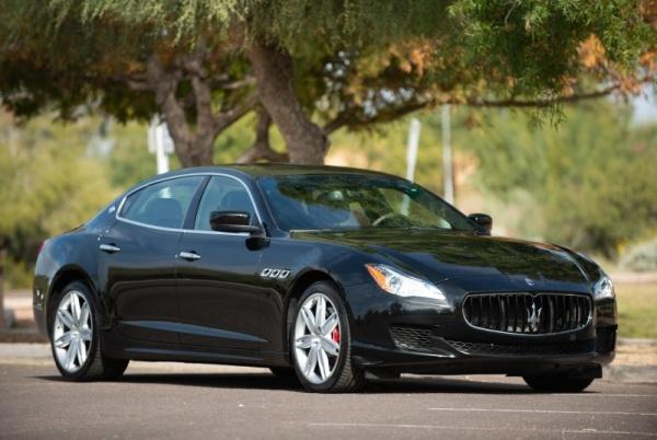 Maserati Quattroporte 2014 $52777.00 incacar.com
