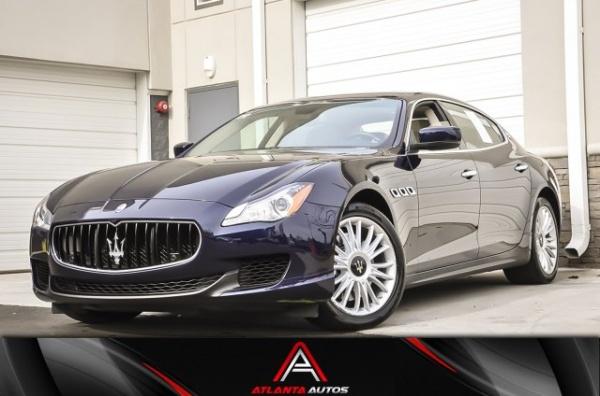 Maserati Quattroporte 2014 $40999.00 incacar.com