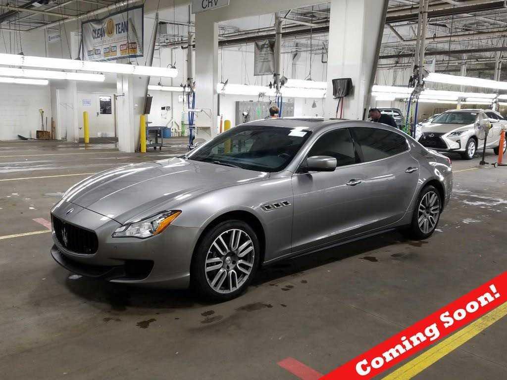 Maserati Quattroporte 2015 $33789.00 incacar.com