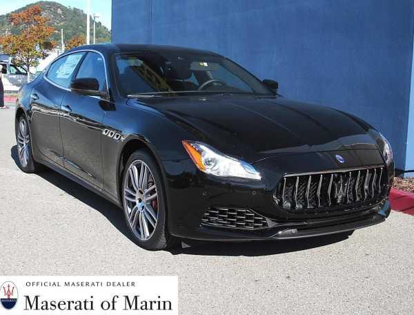 Maserati Quattroporte 2017 $95670.00 incacar.com