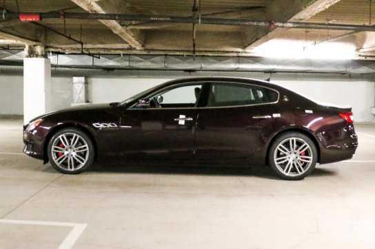 Maserati Quattroporte 2017 $81900.00 incacar.com