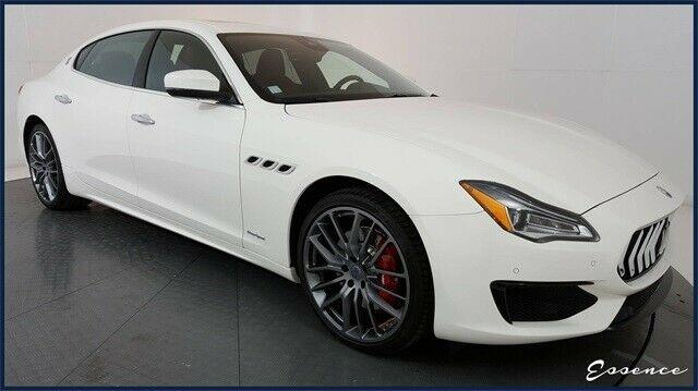 Maserati Quattroporte 2018 $96450.00 incacar.com