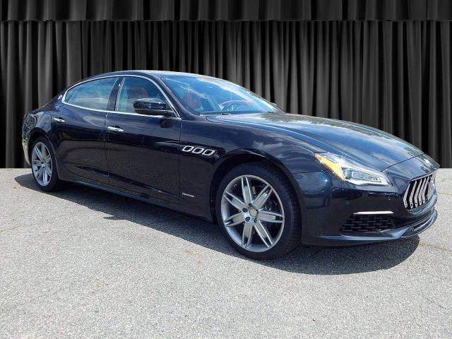 Maserati Quattroporte 2018 $127220.00 incacar.com